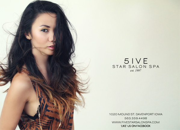 5ive Star Salon Spa