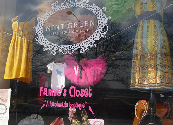 Mint Green Resale Boutique